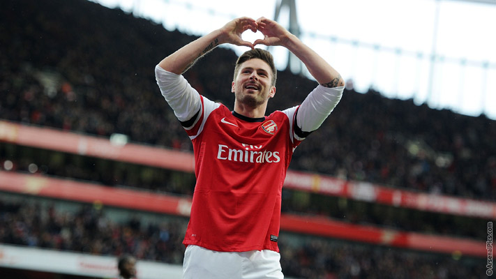 Giroud - I Want To Go Further In Europe