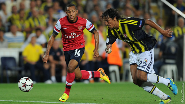 Highlights: Fenerbahce v Arsenal | News | Arsenal.com