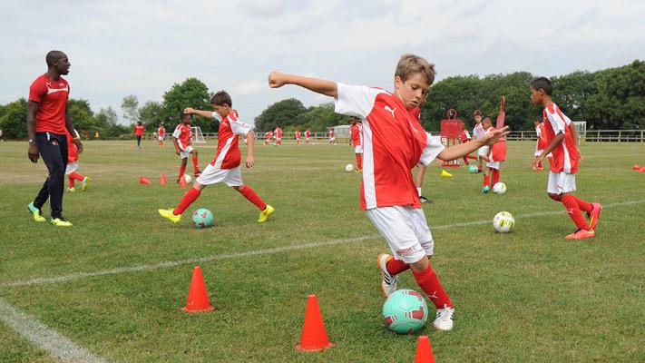 Easter Soccer Schools | News | Arsenal.com