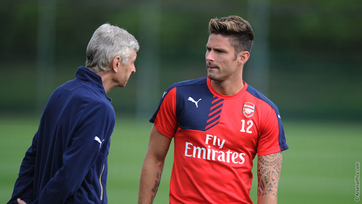 Wenger on transfers, Giroud and strikers | News | Arsenal.com