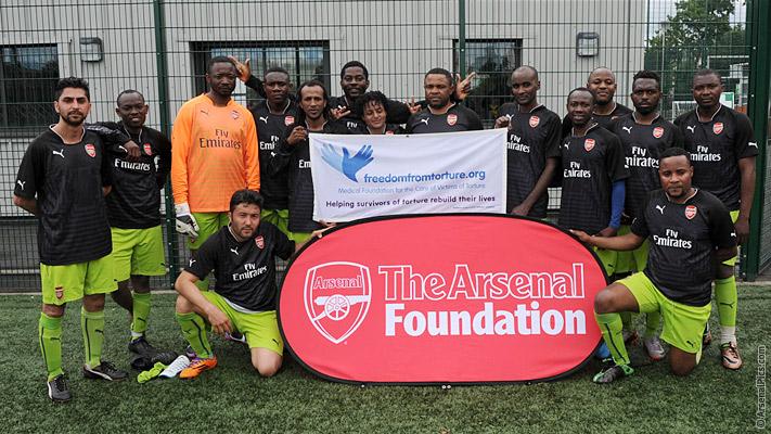 club marks refugee week