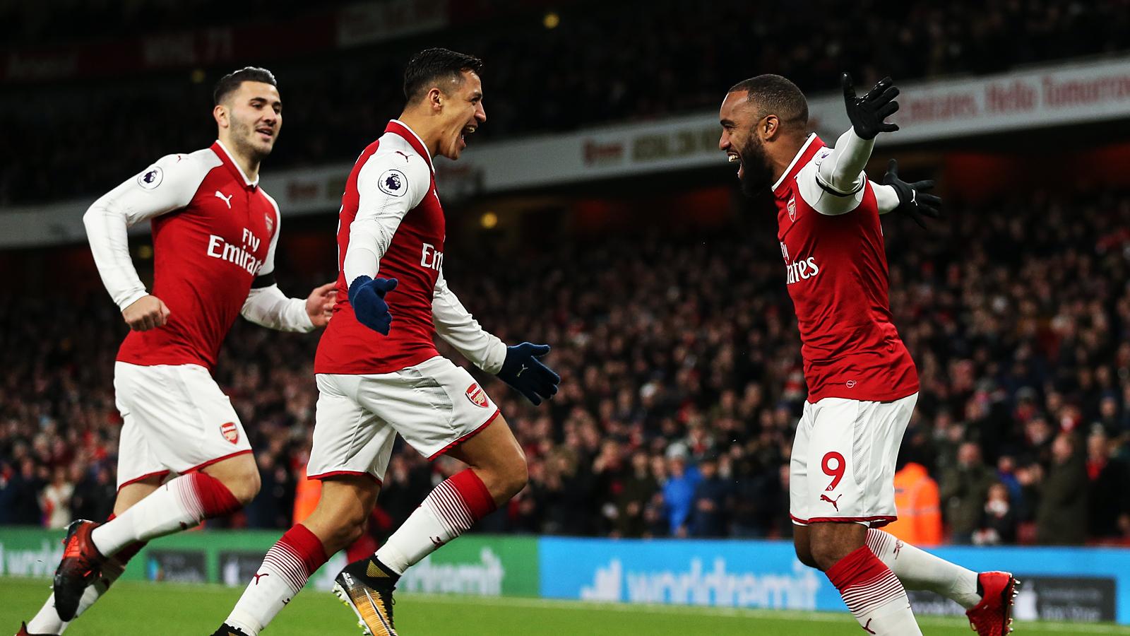 Huddersfield Vs Arsenal: Arsenal 5 - 0 Huddersfield Town - Match Report