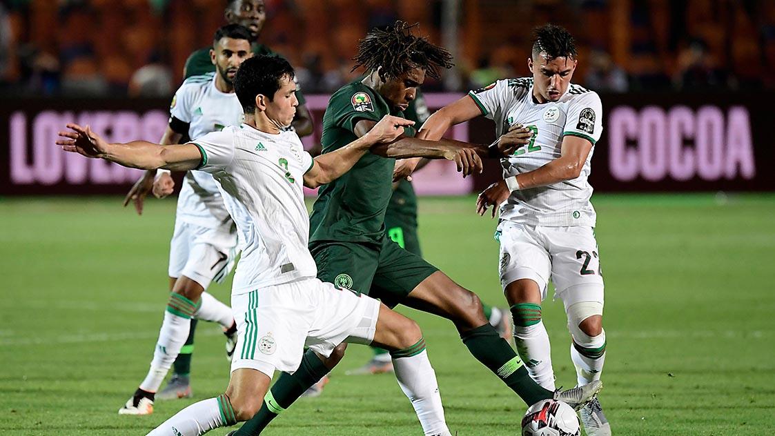 Image result for iwobi algeria afcon 2019
