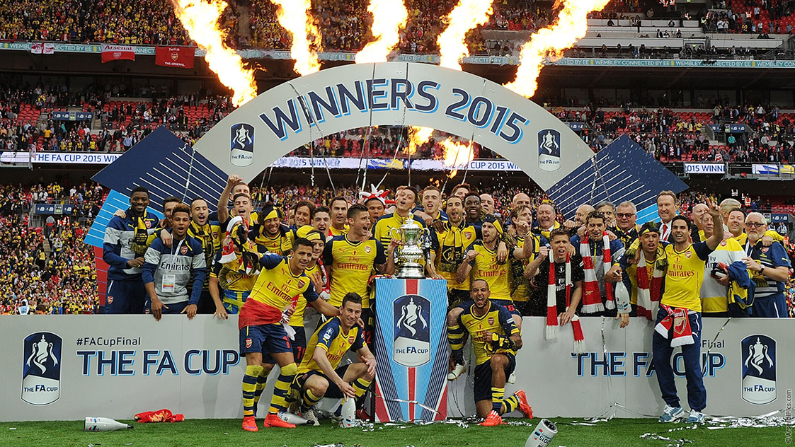 2015 Wsria Winners: Three FA Cup Wins In Four Years
