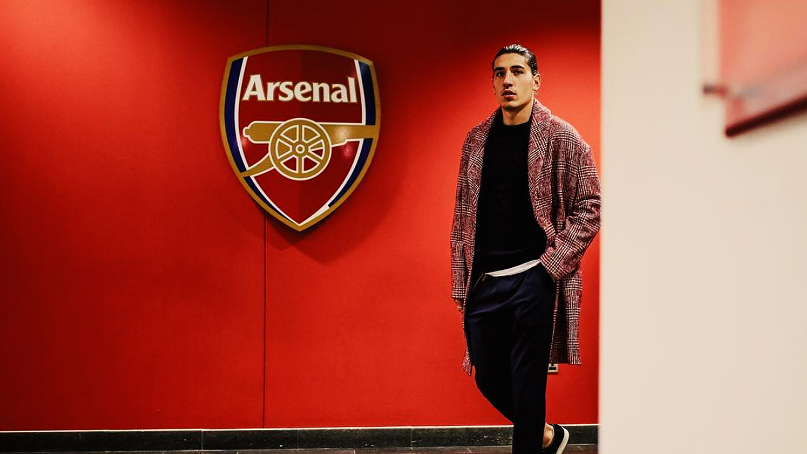 arsenal.com - Bellerin - My family is built around fashion