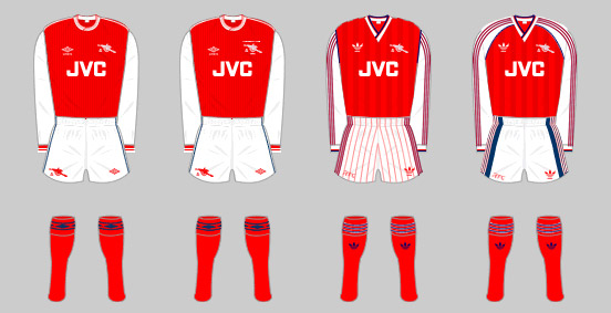 The Arsenal Home Kit