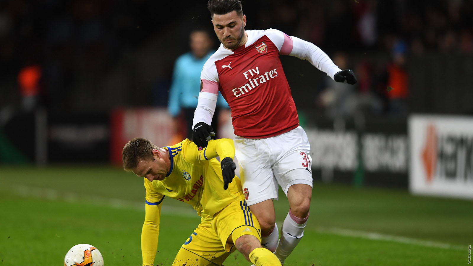 arsenal vs bate - photo #13