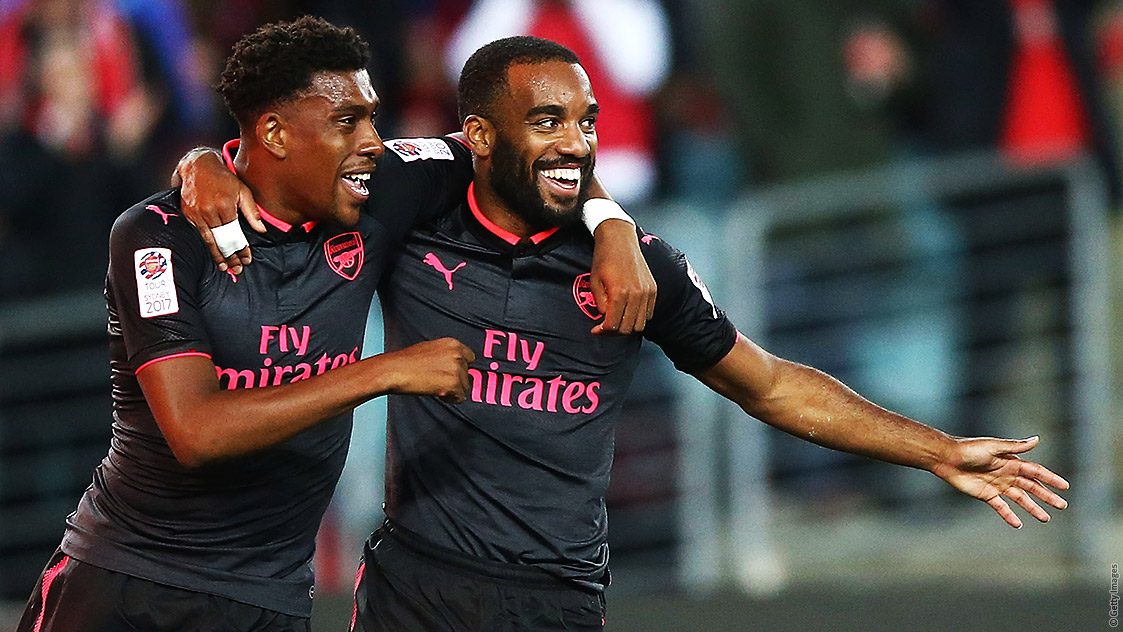 Man U vs Arsenal Goals & Highlights (Watch Match) 1.2 ...