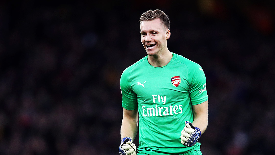 Town And Country Insurance >> Leno - I'm so proud to be Arsenal's No 1 | Interview | News | Arsenal.com