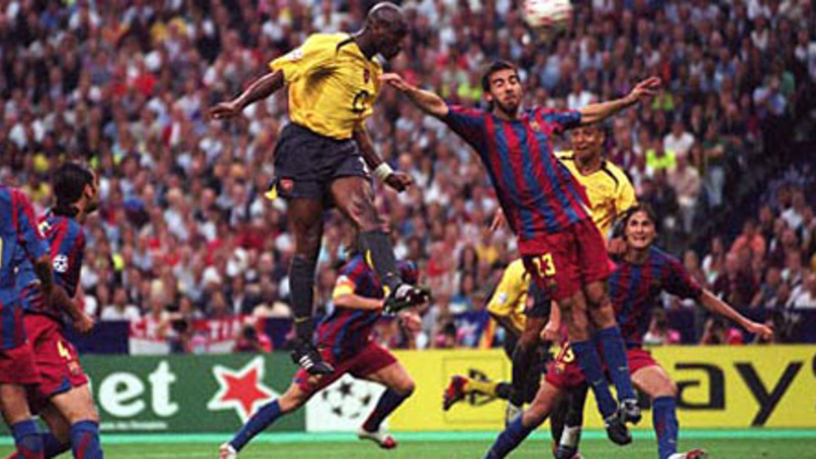rencontre arsenal vs barcelone)