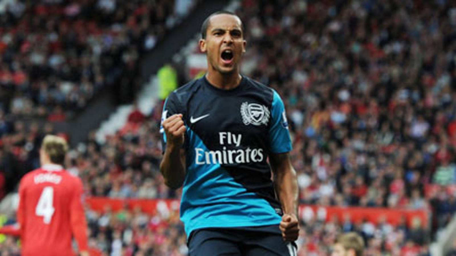 Manchester United 8 2 Arsenal Match Report Arsenal Com