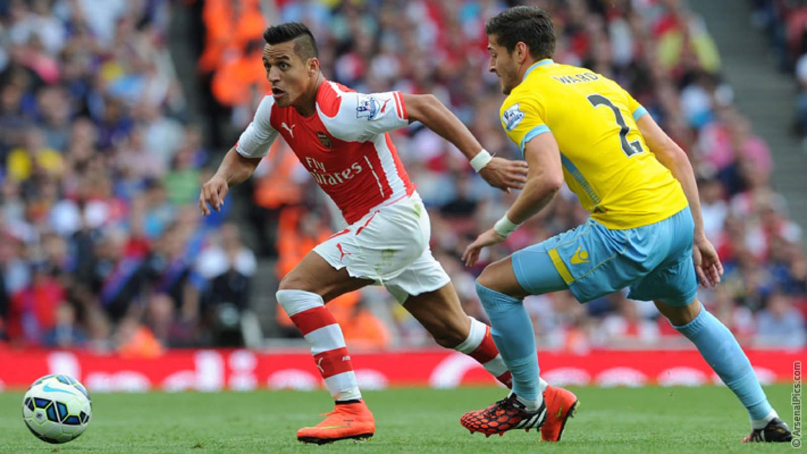 Arsenal Crystal Palace