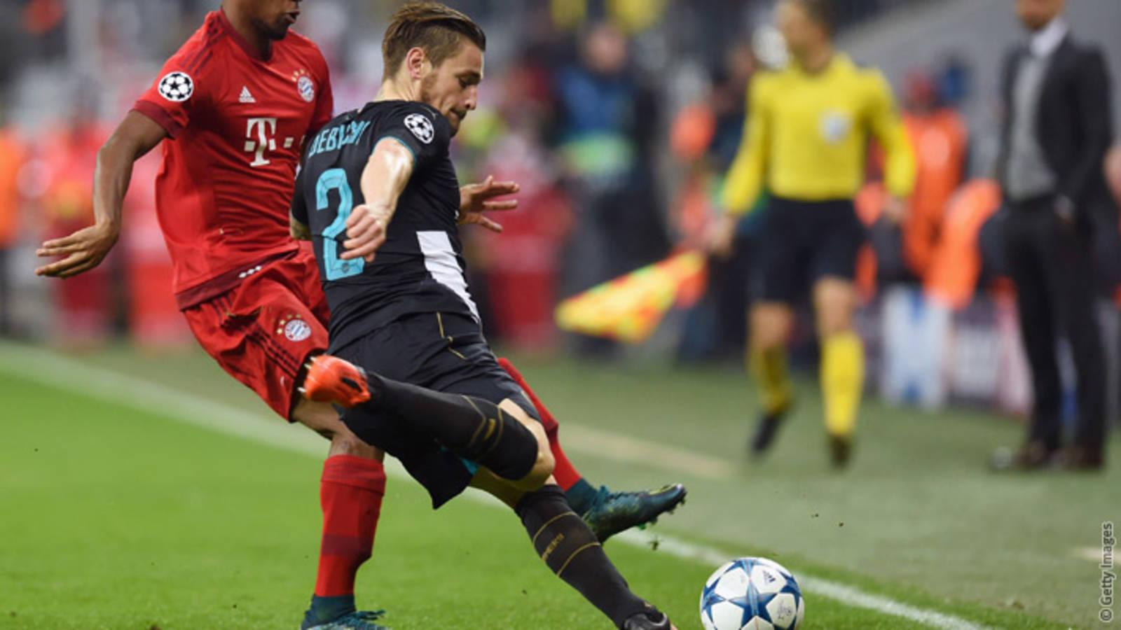 Spiel Bayern Arsenal