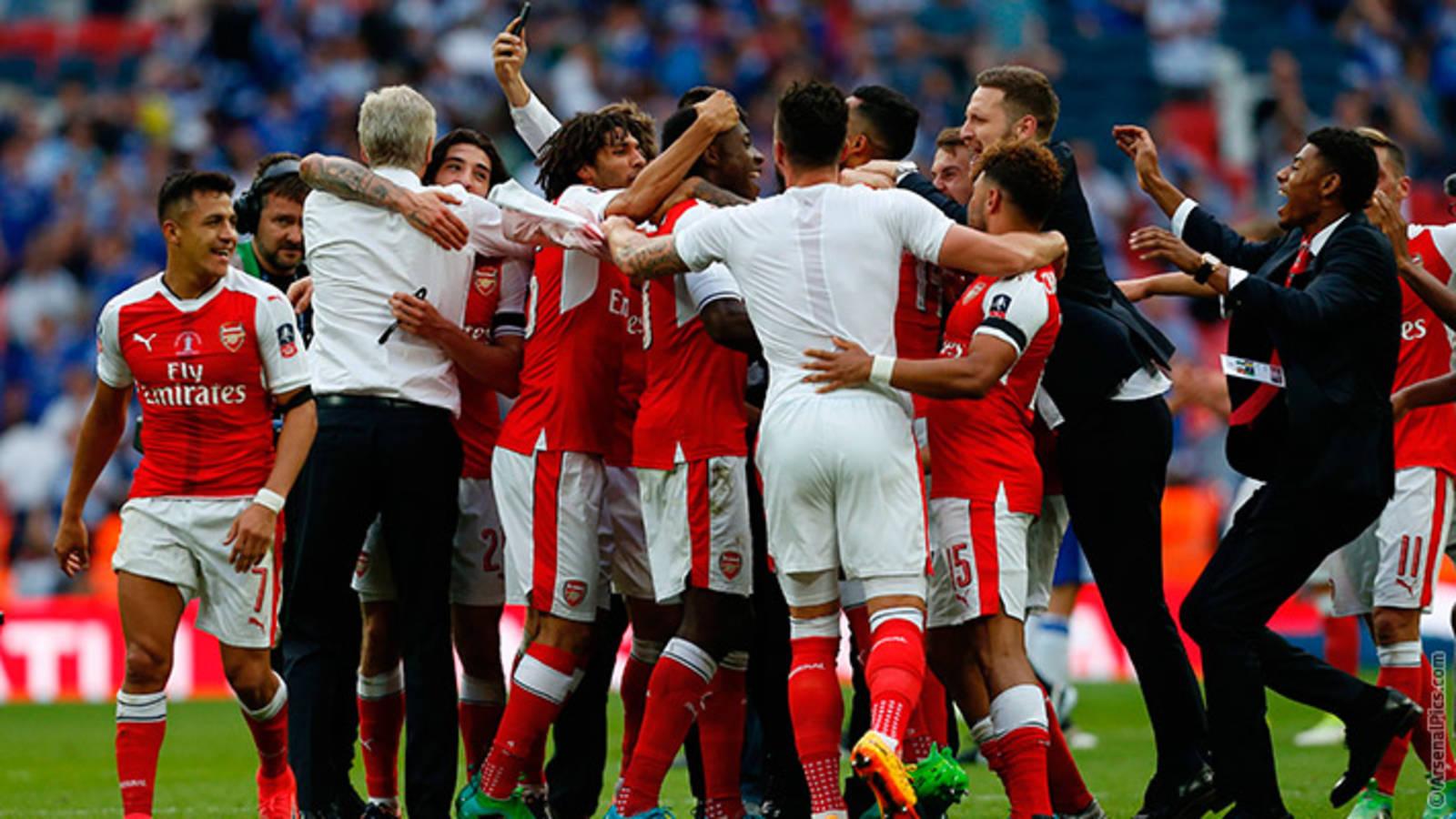Arsenal 2 - 1 Chelsea - Match Report | Arsenal.com