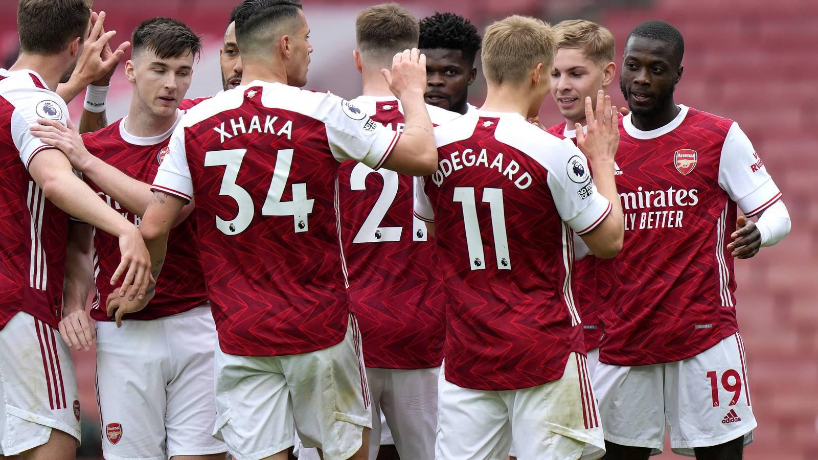 Xem lại bóng đá Arsenal vs Brighton, Ngoại hạng Anh – 23/5/2021