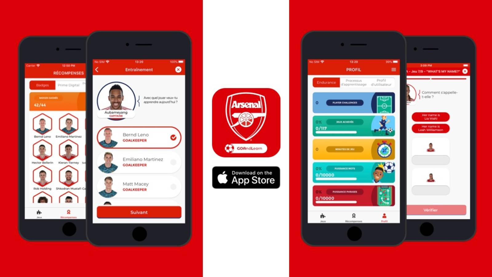 Free Access To Language App With Mudita Sports Club Announcement News Arsenal Com