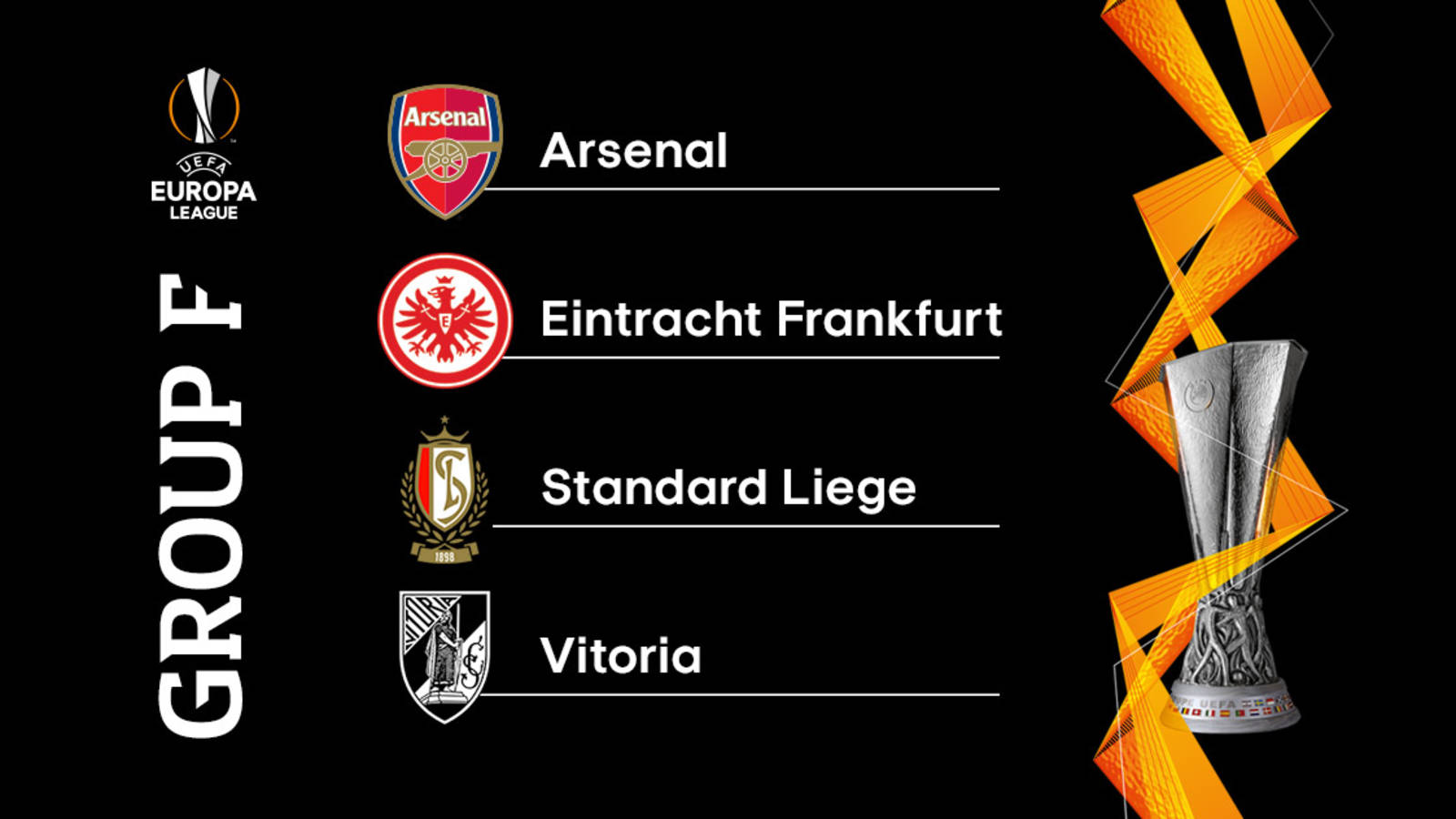 arsenal drawn in group f of europa league europa league news arsenal com arsenal drawn in group f of europa
