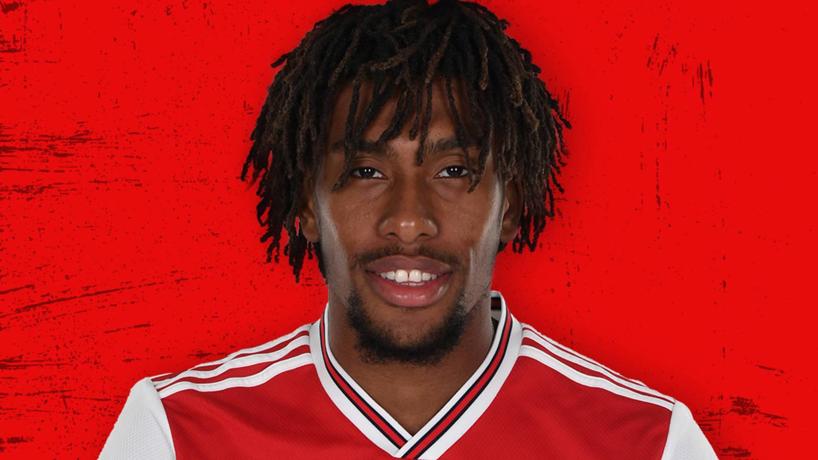 Alex Iwobi | Players | Men | Arsenal.com