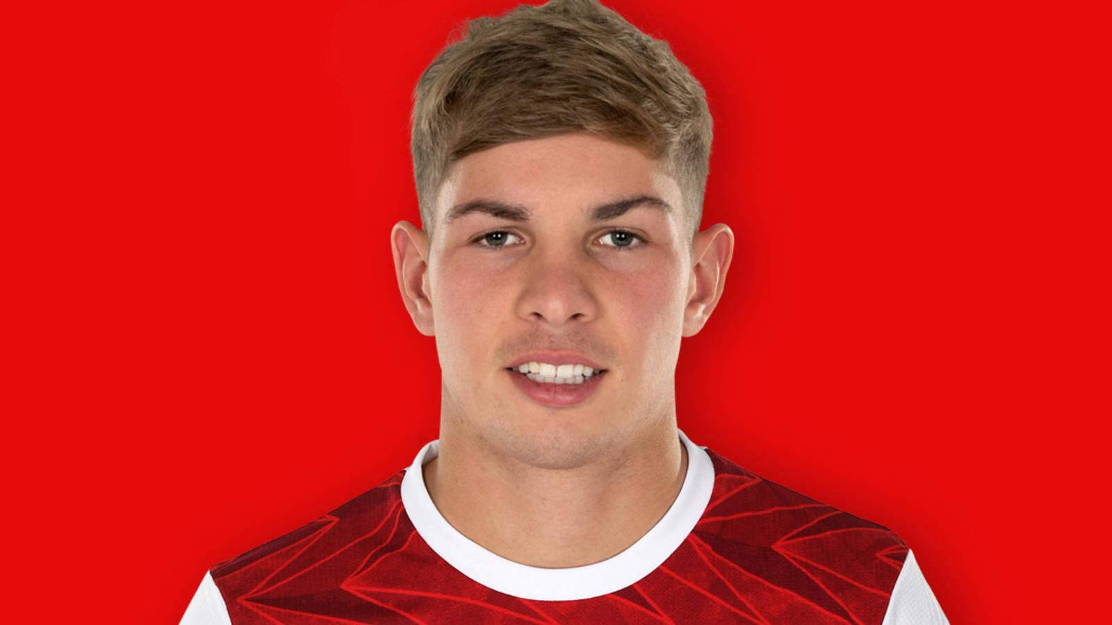 Emile Smith Rowe Players Men Arsenal Com
