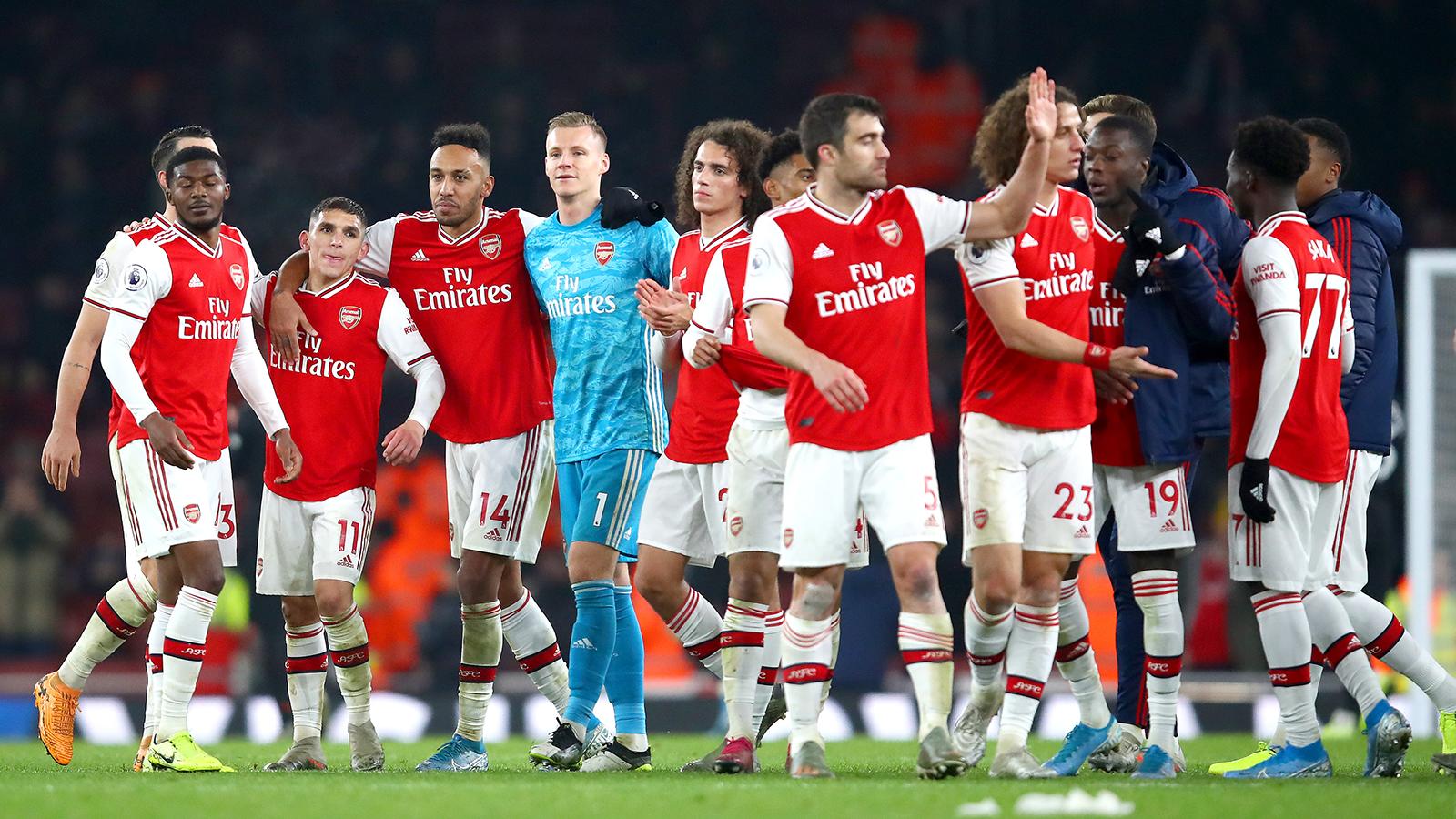 Arsenal 2 0 Manchester United Match Report Arsenal Com
