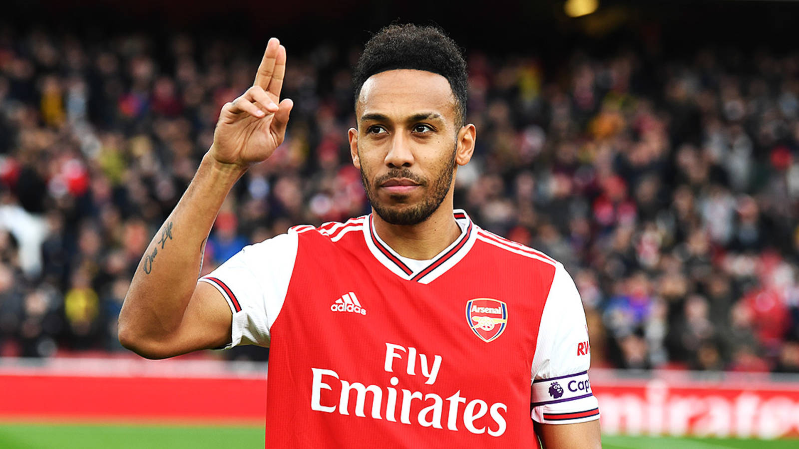 Arteta - What Aubameyang has done is phenomenal   Quotes   News    <a class=