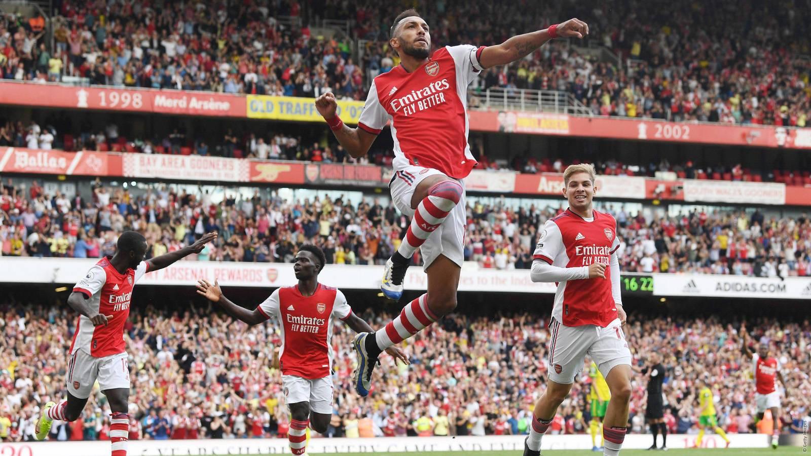Arsenal 1 - 0 Norwich City - Match Report | Arsenal.com