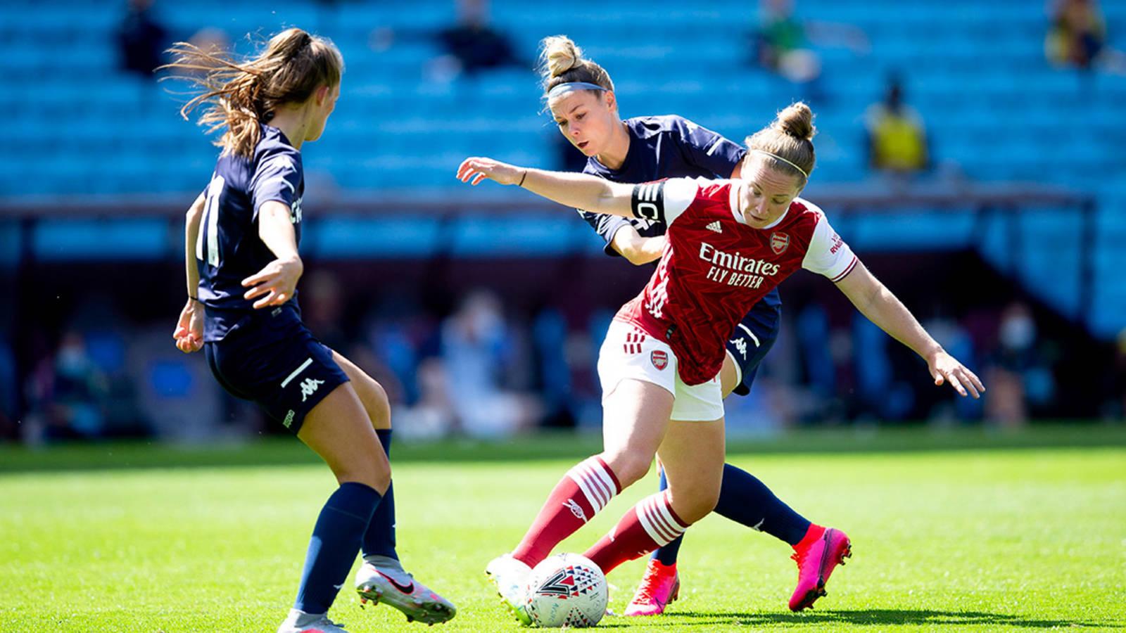 Friendly: Arsenal v Aston Villa Women - Gallery | News | Arsenal.com