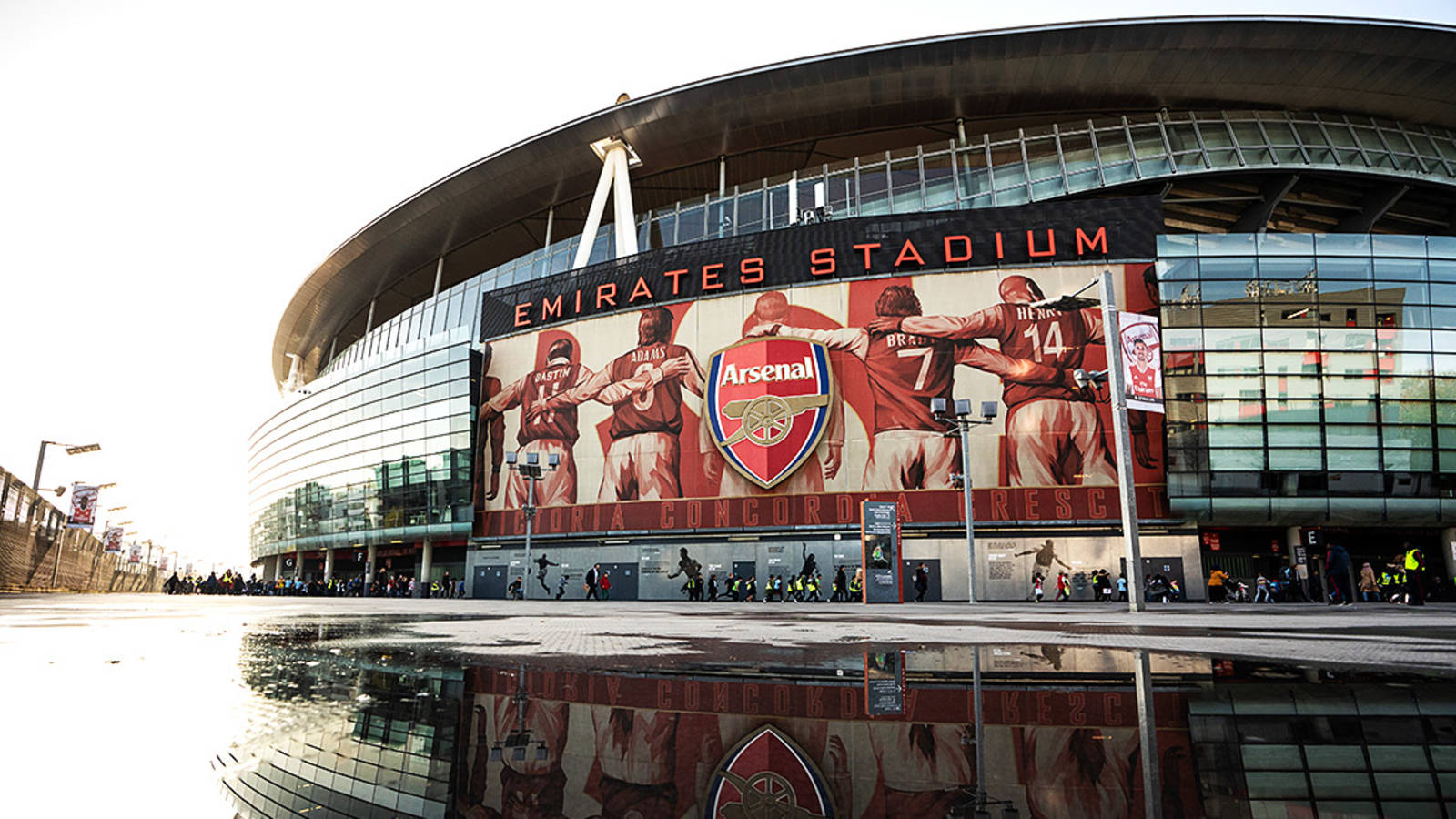 Emirates Stadium Going Cashless From March News Arsenal Com