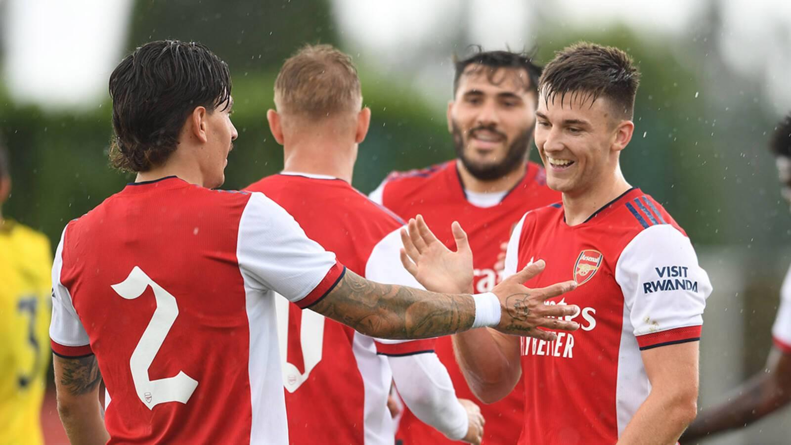 Match report: Arsenal 4-1 Watford
