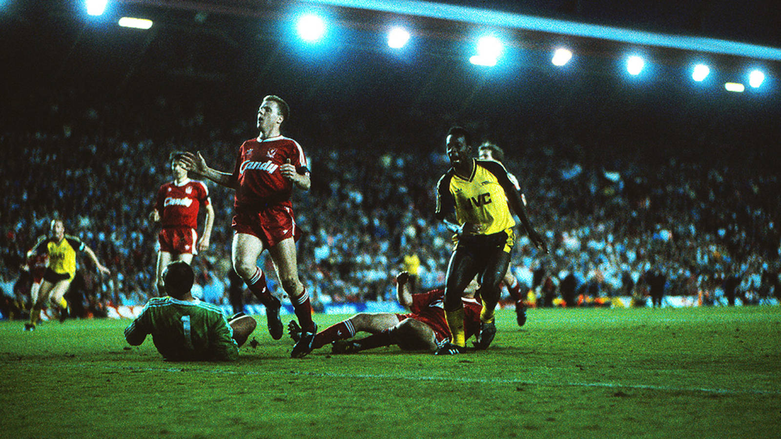 Tickets available for Anfield '89 reunion   News   Arsenal.com