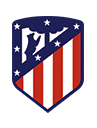 Atletico Madrid                      Vietto (41)               crest