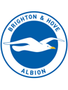 Brighton                      Chris O'Grady (50)                Sam Baldock (75)               crest