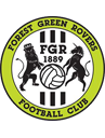 Forest Green Rovers                      Grubb (62)               crest