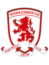 Middlesbrough FC    crest