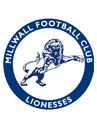 Millwall Lionesses          crest