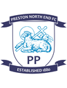 Preston North End FC                                          Callum Robinson (7)                               crest