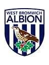 West Bromwich Albion U18                      Faal (18)                Richards (45 + 1)                Shepherd  (84)               crest