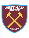 West Ham United U18                      Alese  (48)               crest