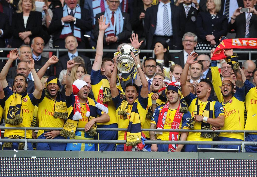 Player Of The Season The Winner Is News Arsenal Com