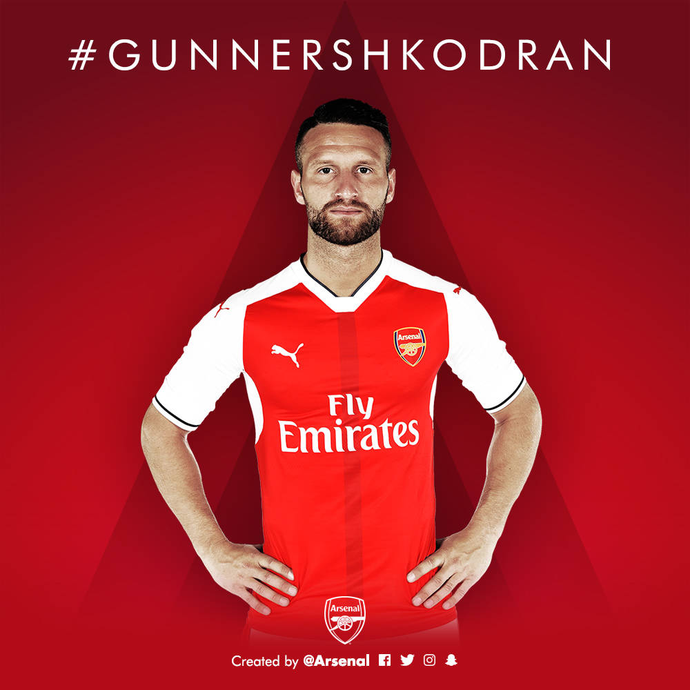 Reports Arsenal Were Ready To Sign Lucas: Shkodran Mustafi Signs For Arsenal