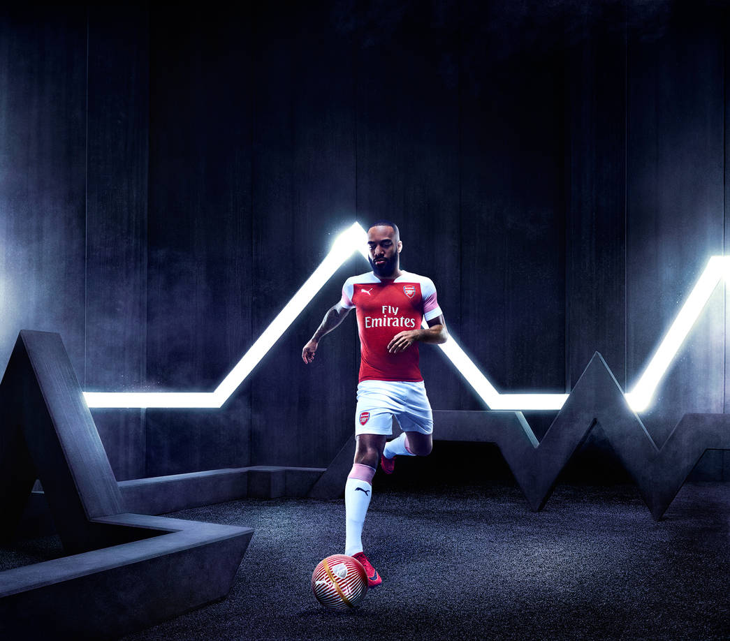 5f34d1efd Home kit 2018 19 - photoshoot gallery