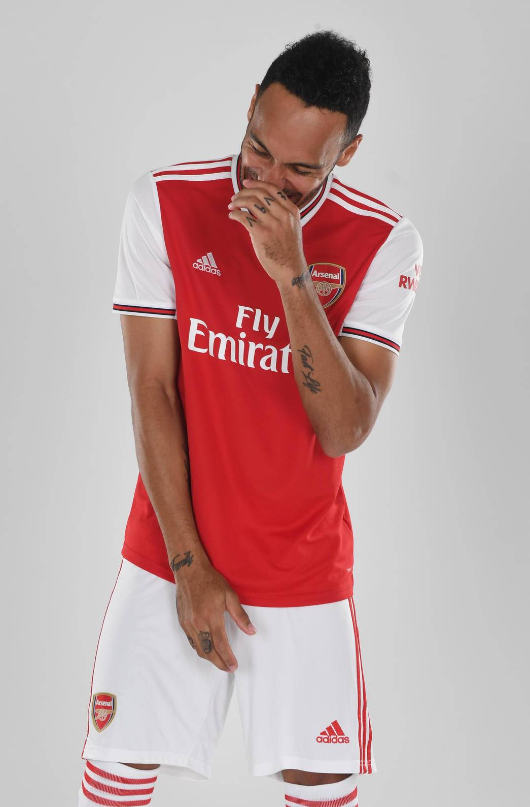 Pictures First Team Squad In Adidas Kit Gallery News Arsenal Com