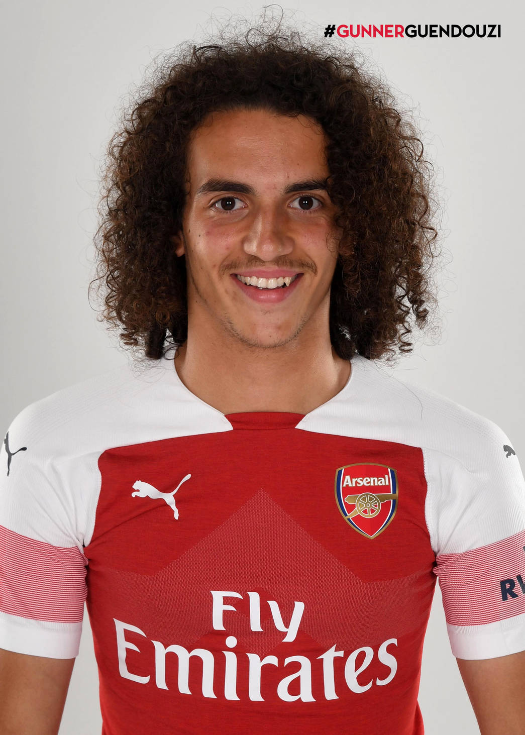 38919a6f6 Pictures  Matteo Guendouzi in Arsenal colours