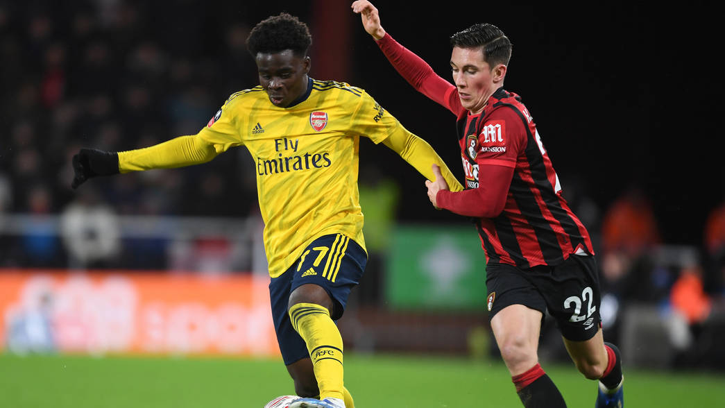 YOUTHFUL EXUBERANCE: THREE(3) THINGS NOTICED ABOUT THESE PLAYERS ON FA CUP