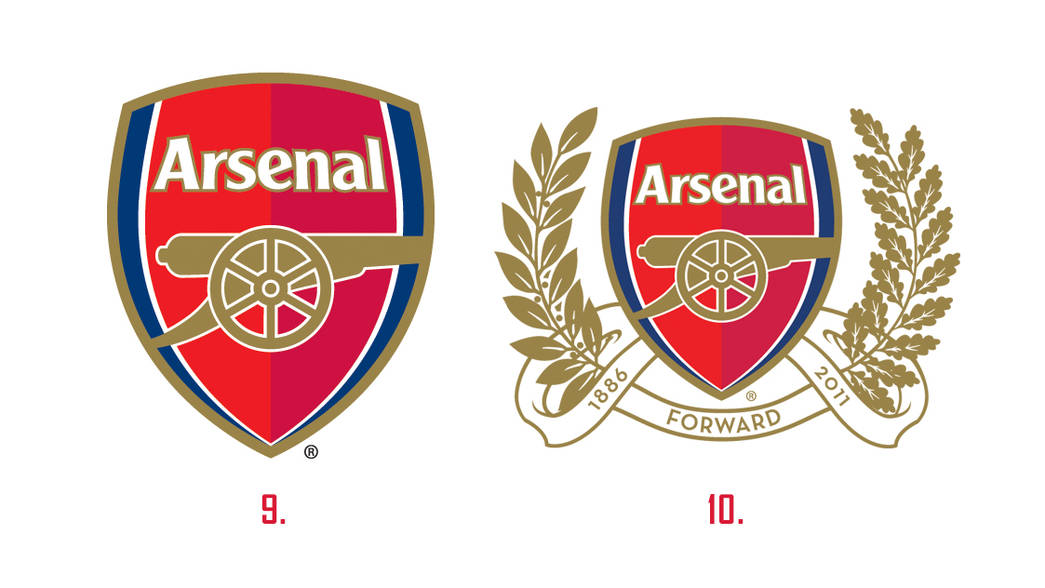 The Arsenal Crest History News Arsenal