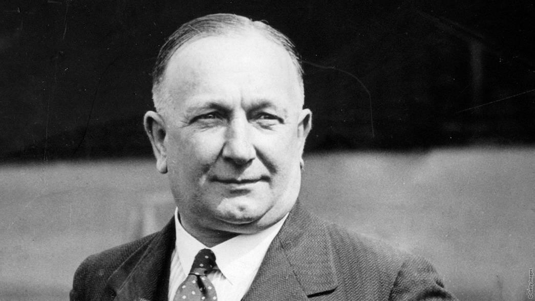 Herbert Chapman 1925 - 1934