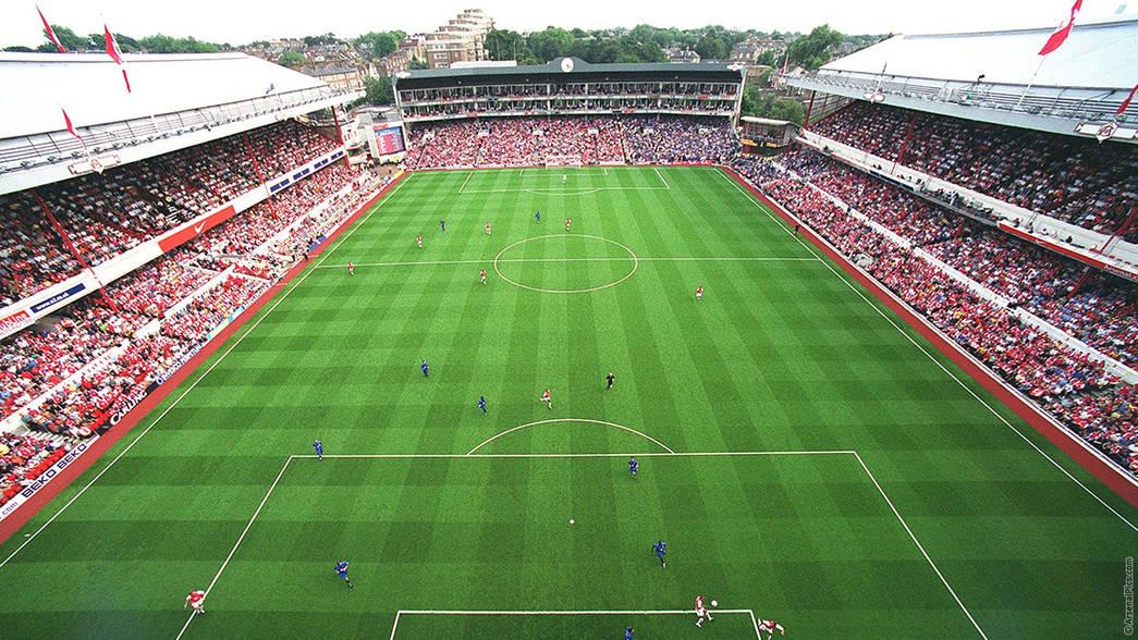 Image result for highbury stadium