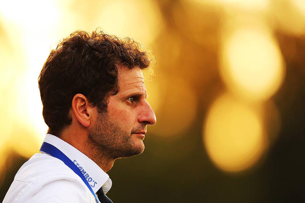 Joe Montemurro coaching in Australia