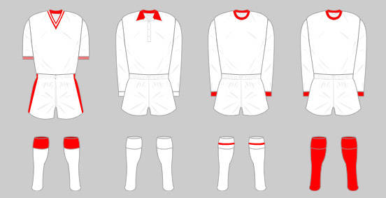 f21d649c0 The Arsenal home kit