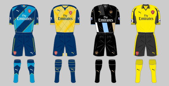 6d031bf6509 The Arsenal home kit